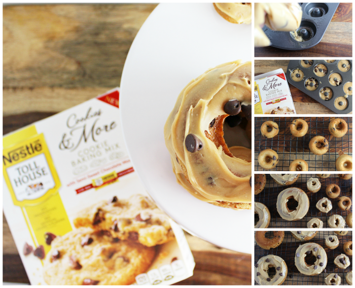Nestle Toll House Cookies & More Baking Mix Donuts