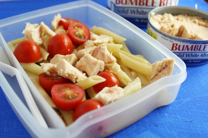 Albacore Tuna Pasta Salad