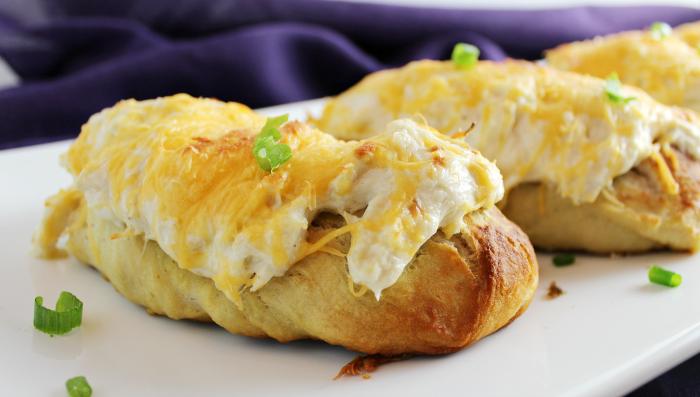 Crab Pretzel Appetizer