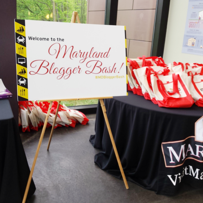 Maryland Blogger Bash