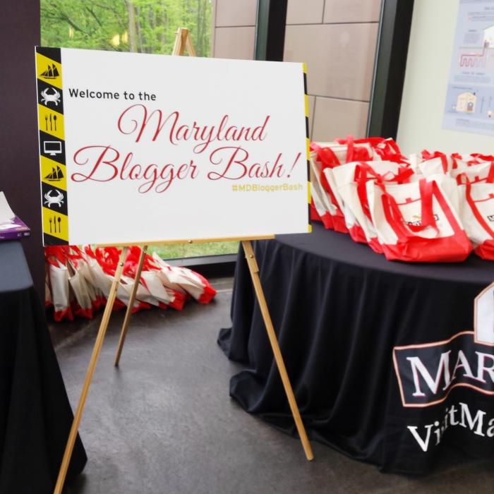 Maryland Blogger Bash