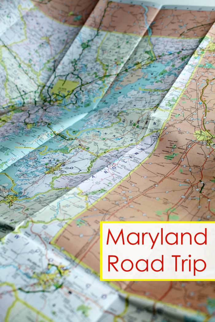 Maryland Road Trip - Take a road trip across Maryland for all kinds of family fun! Beaches, history, delicious seafood, adventure, and more!