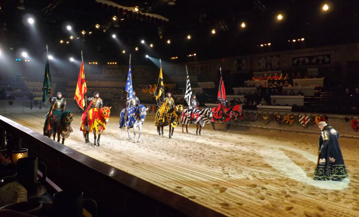 Medieval Times Dinner and Tournament- Baltimore is located at Medieval Times Dinner and Tournament • Arundel Mills Circle • Hanover, MD Attractions Hotels & Lodging.