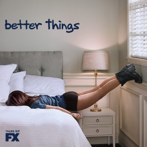 Mom Life on new FX show: Better Things