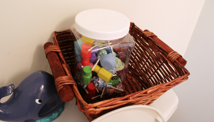 Potty Training Reward Jar