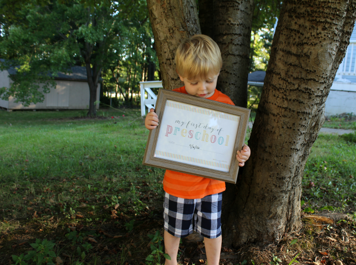 owen-first-day-preschool