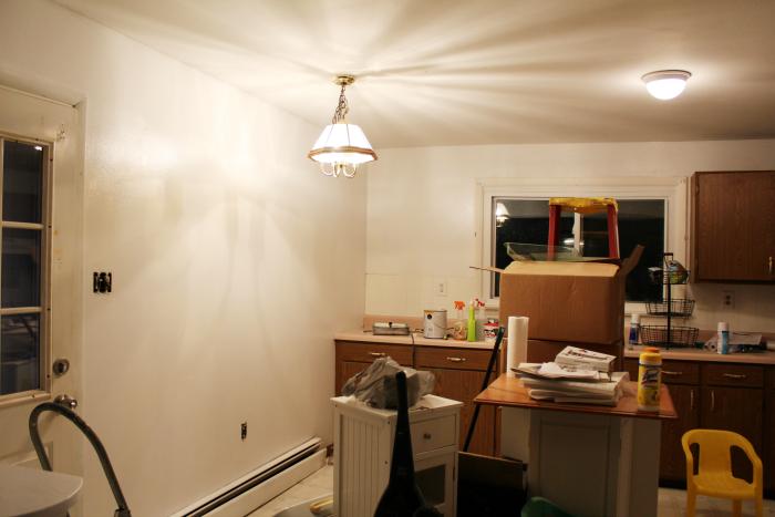 painted-kitchen-progress