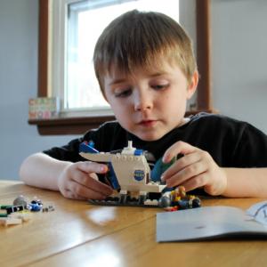 How LEGO Play Builds Confidence